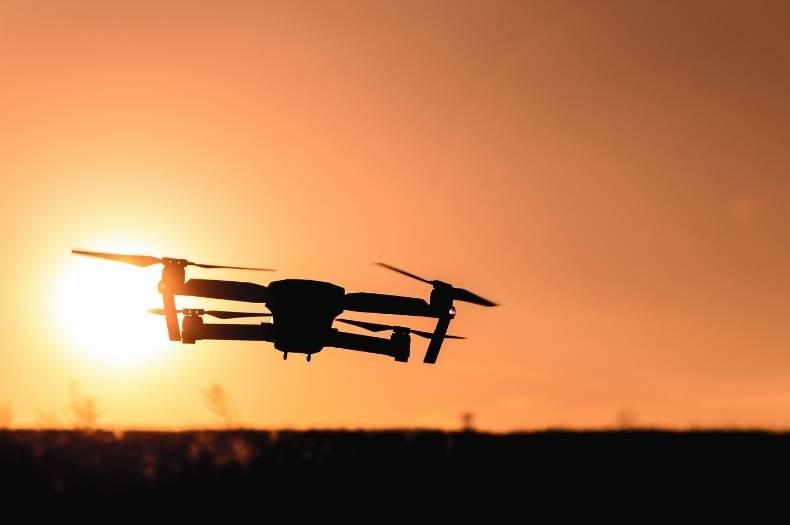 dron-plegable