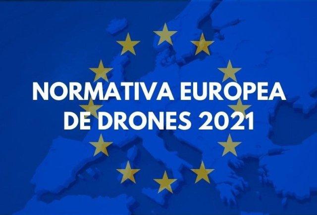 normativa-europea-drones-2021
