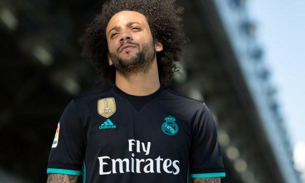 Real Madrid apresenta o fardamento para a temporada 2017/18