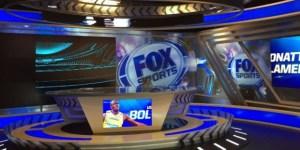 Vaga na Fox Sports