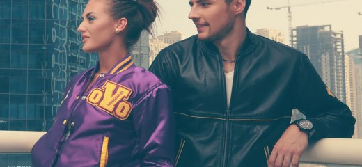 10 Best ways to wear letterman jacket
