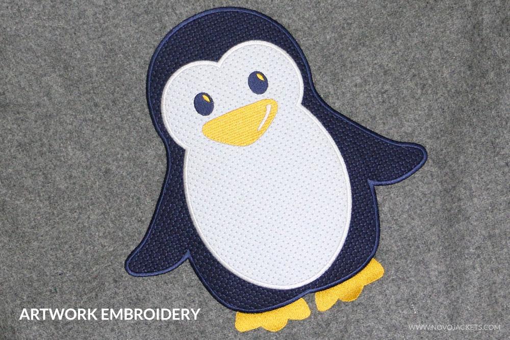 Custom Embroidery Designs Wool Varsity Jackets