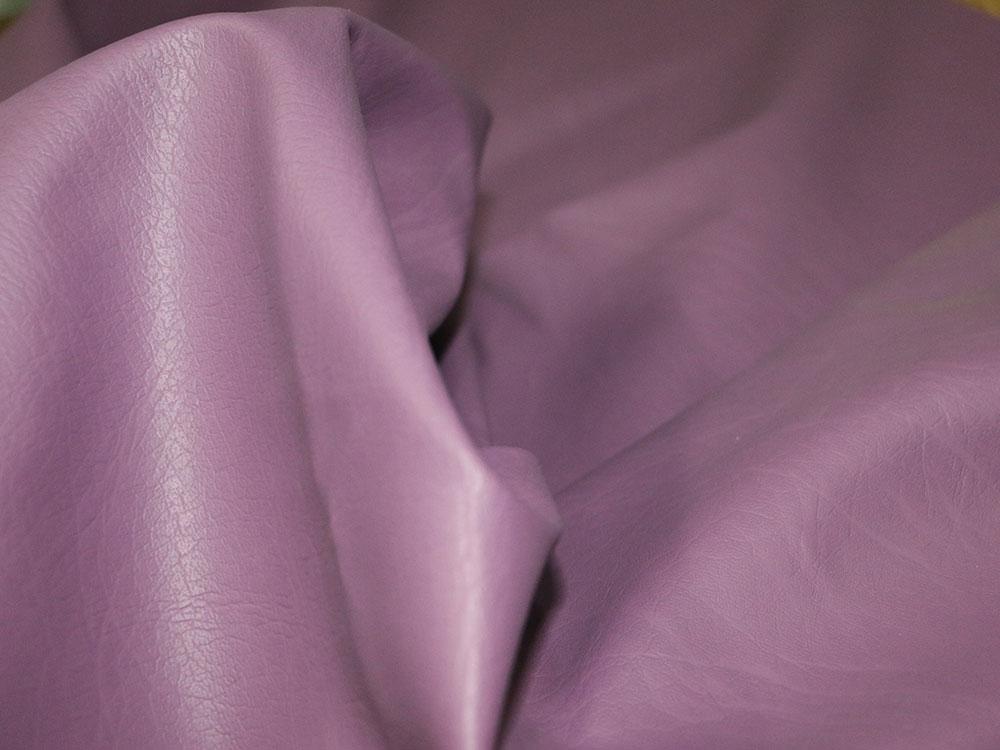 Purple Faux Leather