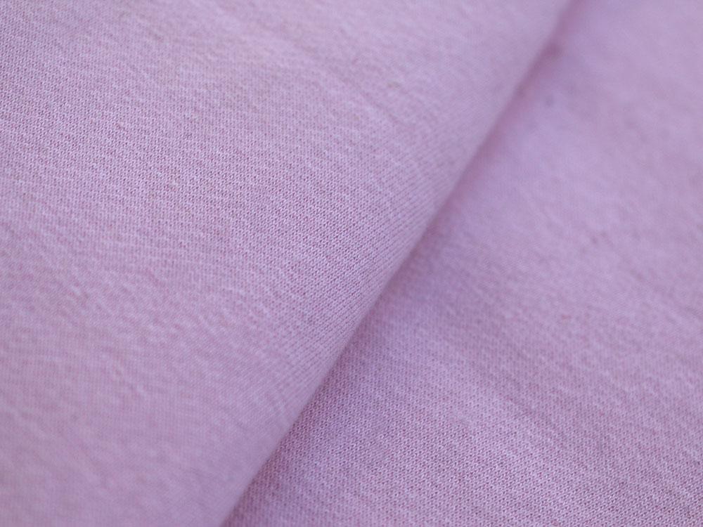 Baby Pink Cotton Fleece