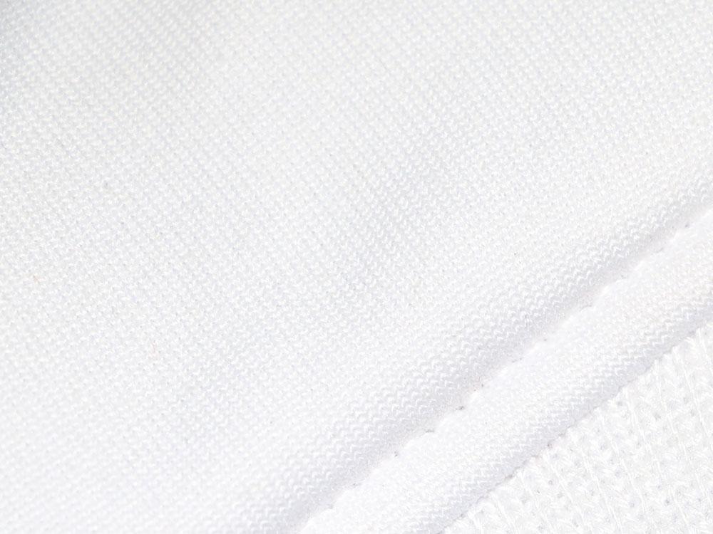 White Cotton Fleece