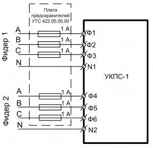 Устройство контроля параметров сети переменного тока УКПС ...