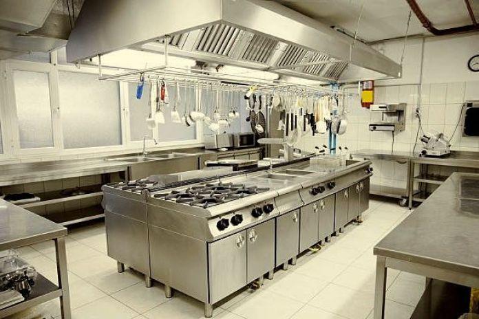 Como montar uma cozinha industrial