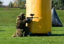 Como Montar um Campo de Paintball