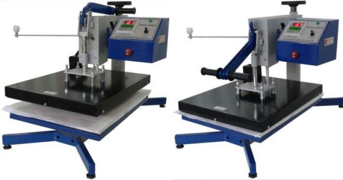 Os 5 Principais Modelos de Máquina de Estampar Chinelos