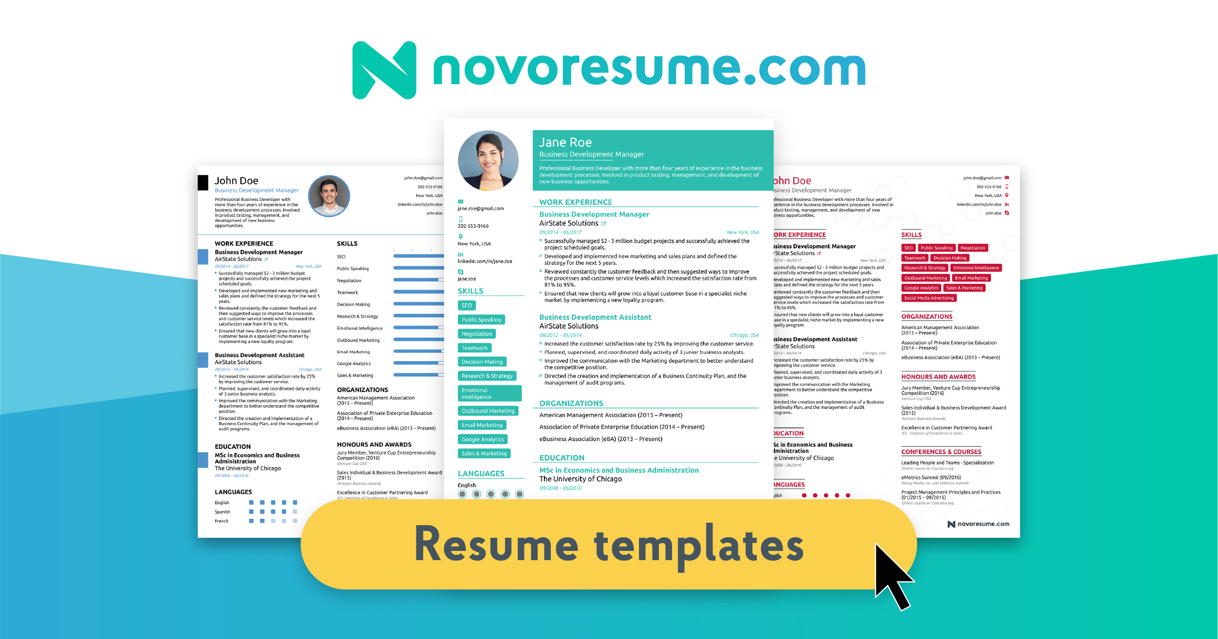 These quick tips can help you get your foot in the door at the company of your dreams. Free Resume Templates For 2021 Download Now