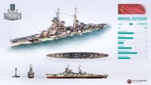 Крейсер Кутузов 2