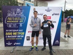 Иван Касаткин и Паша Земнухов
