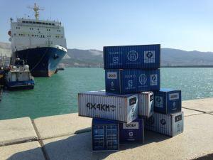 Стартпакеты в виде контейнеров
