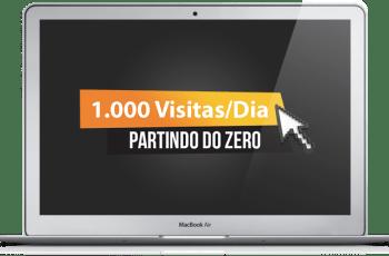 Este treinamento mostra como criar um blog de sucesso com 1.000 visitas por dia