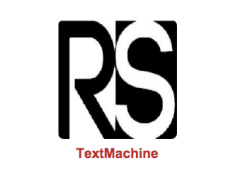 Text Machine Victor Palandi