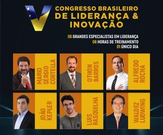 5o congresso brasileiro de liderança & inovação 2018