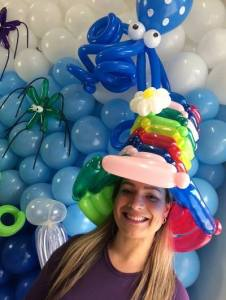 curso cris balões
