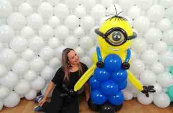 Curso Cris Balões: Oportunidade de Renda com Decoração de Festas!