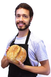 curso pão caseiro com fermentação natural - Adriano Ribeiro