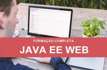 Curso Formação completa em Java Web com CERTIFICADO! O Mais completo!