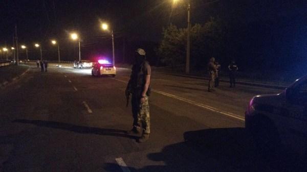 В Ленинском районе взорвался автомобиль (ФОТО)   NOVOSTI.ICU