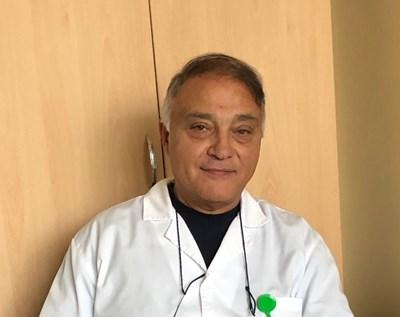 Акад. д-р Добрин Свинаров има свое лекарство за коронавирус