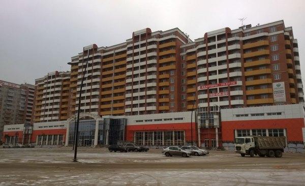Жилой комплекс «Три ветра» - Окружное шоссе д.26 в Вологде ...