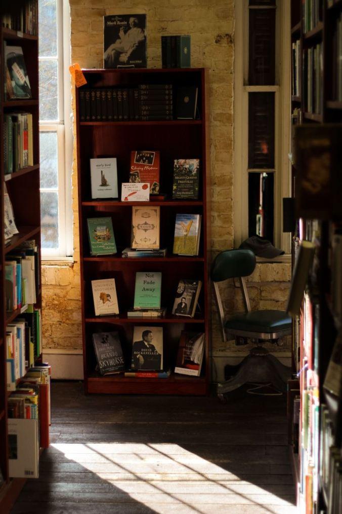 At Portobello Market you may find rare books, even first editions.