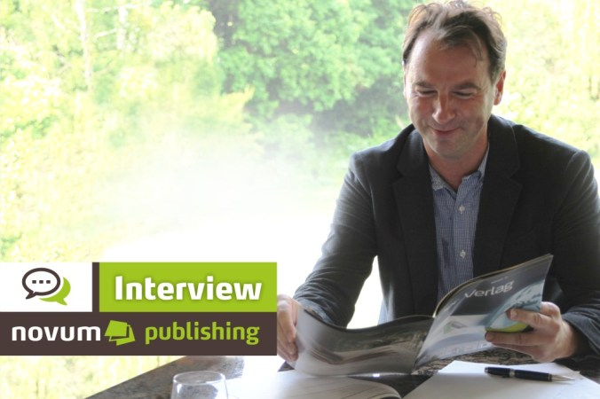 We sat down with publisher Wolfgang Bader to talk about the future of writing.