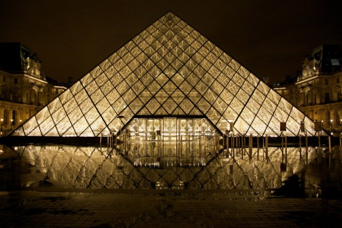 This summer's literary travel tip: Paris and its beautiful Louvre