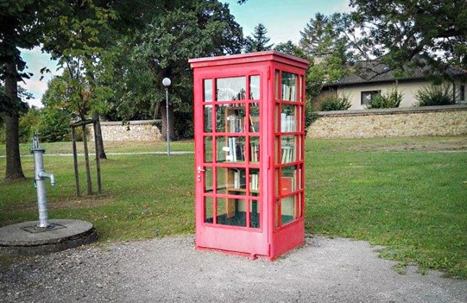Bücher_Telefonzellen