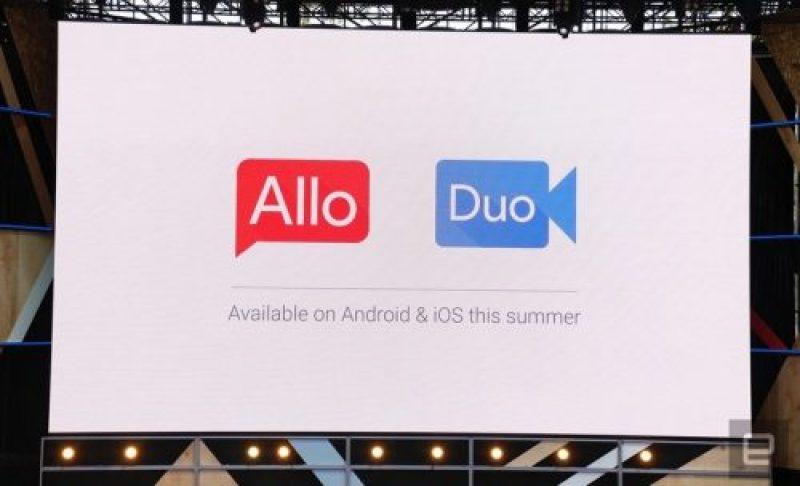 google-allo-duo