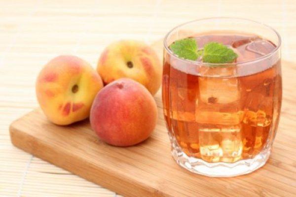 Персиковый чай