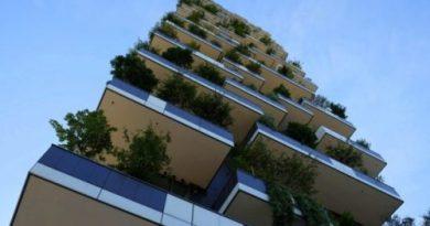 Уникальный жилой комплекс в Милане