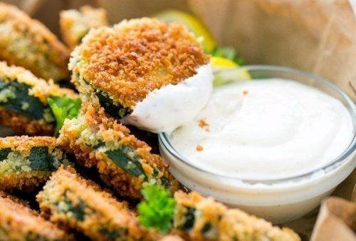 Топ-5 вкусных блюд из кабачков: мы выбрали для тебя самое лучшее!