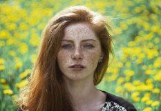 13 Лесная фотосессия: Рыжеволосые красавицы