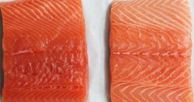 Учимся выбирать деликатесы: Какой бы кусок рыбы вы взяли?