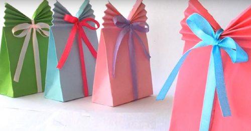 Как просто и красиво завернуть подарки для любимых!