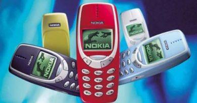 """Легендарный """"кирпич"""" Nokia 3310 выйдет с цветным экраном"""