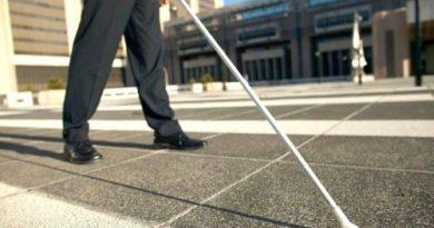 Ученые показали на видео, как выглядит мир у слепых людей (ВИДЕО)