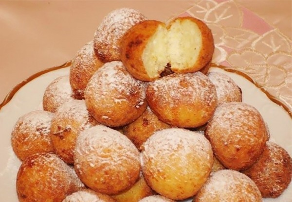 Итальянцы говорят: «Appetitoso!», пробуя это блюдо… Нежно, сладко, есть еще!