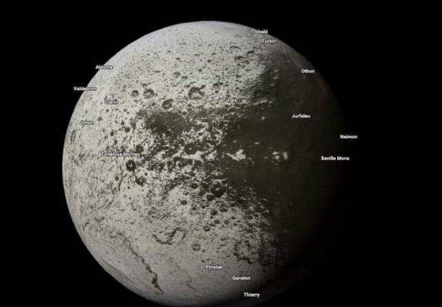 В Google Maps можно посетить планеты Солнечной системы