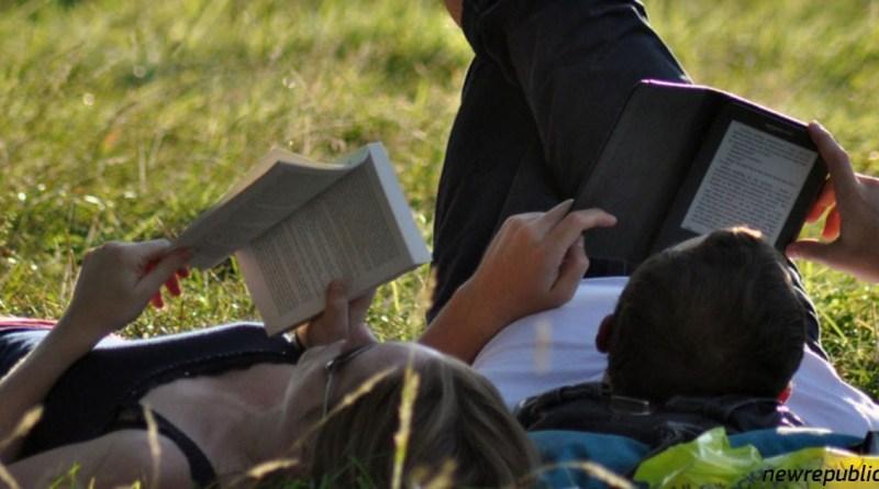 Студенты учатся лучше, если читают бумажные книги, а не электронные!