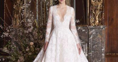 Модные свадебные платья 2019 года. — Все о моде и красоте