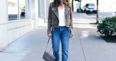 Как модно носить джинсы-бананы? – Полезные советы хозяйкам