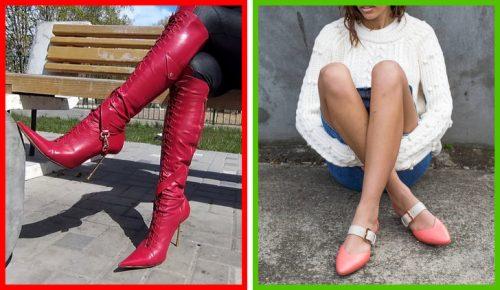 12 моделей обуви, которые сделают из вас простушку