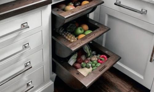 5 бестолковых советов по хранению на кухне, которые регулярно я встречаю на сайтах. Зря они это пишут!