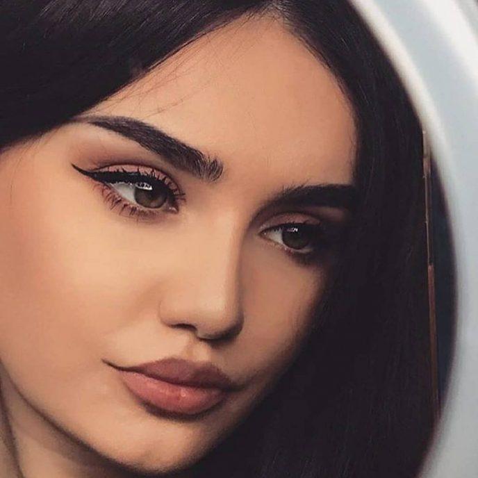 20 девушек, которых природа наградила идеальными чертами лица