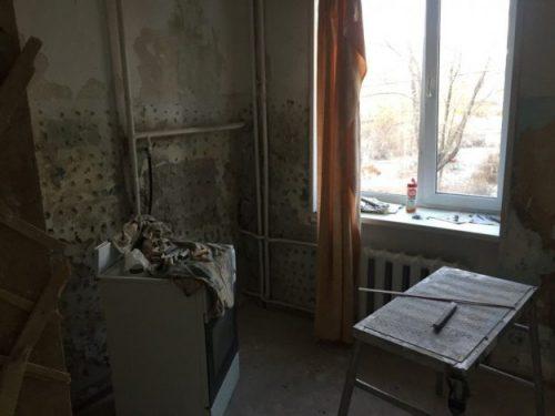 Сносили все стены, вскрывали все полы, меняли всю проводку — Дом. Ремонт. Дизайн