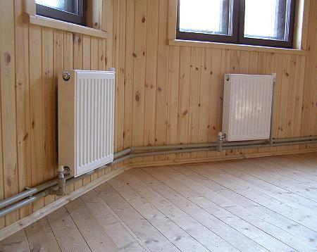 Установка системы отопления — Дом. Ремонт. Дизайн